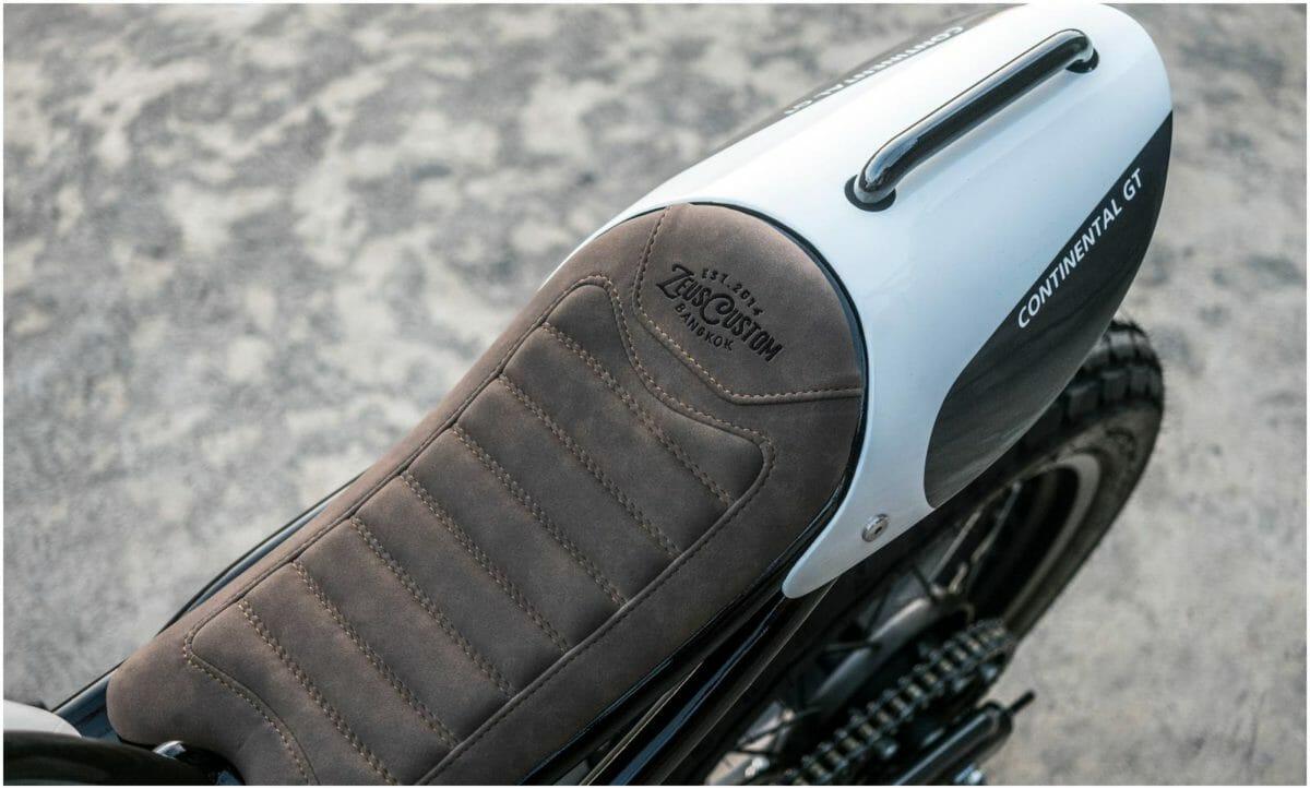 zeus custom continental GT 5