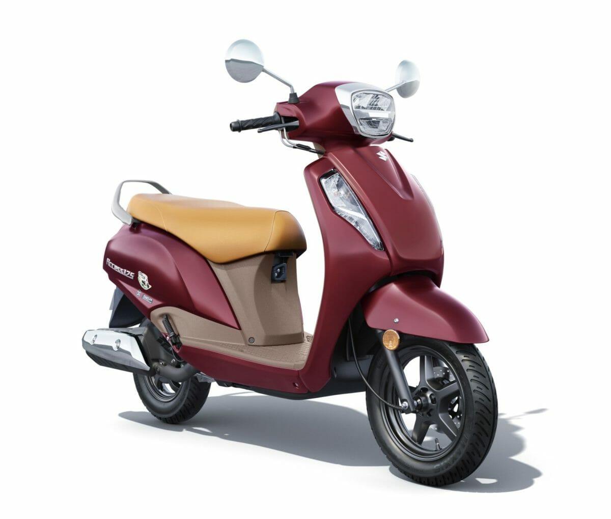 All New Suzuki Access 125 BS6