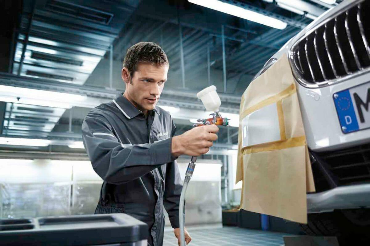 BMW India Smart Repair Service