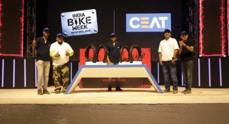 CEAT tyres launches new range , Gripp XL & Zoom X3 series in the presenc...