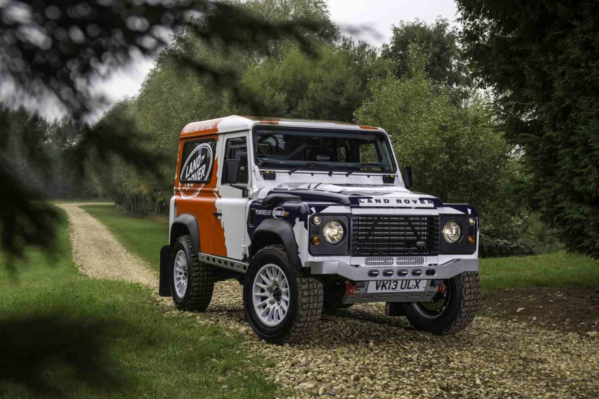 JAGUAR LAND ROVER ACQUIRES ALL TERRAIN PERFORMANCE SPECIALIST BOWLER 1