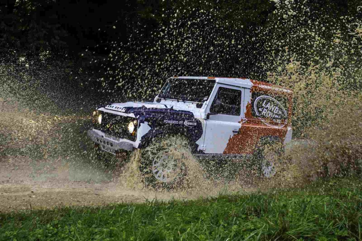 JAGUAR LAND ROVER ACQUIRES ALL TERRAIN PERFORMANCE SPECIALIST BOWLER 3