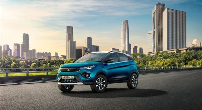 Tata Motors Partners With Godrej L'Affaire To Demonstrate Capabilities Of The Nexon EV thumbnail