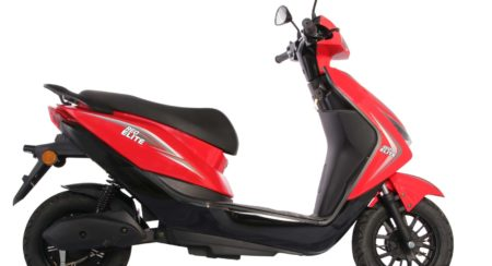 REO ELITE ELECTRIC SCOOTER 5