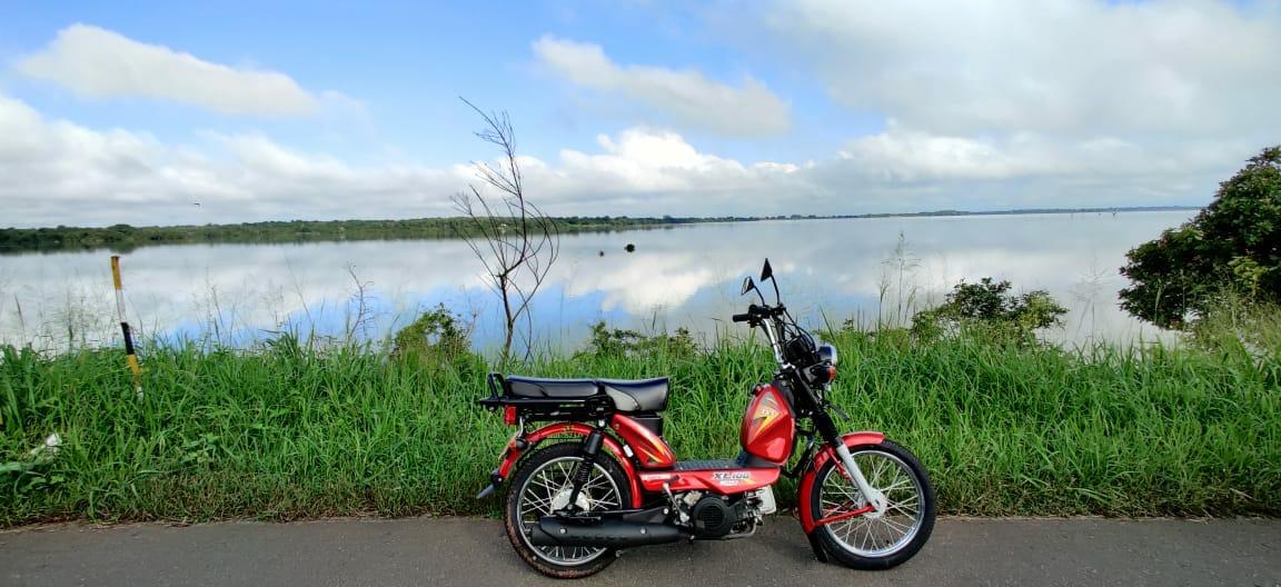 Riding In Sri Lanka on The TVS XL100 (16)