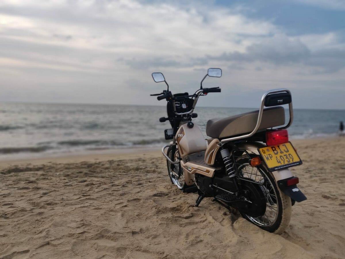 Riding In Sri Lanka on The TVS XL100 (21)