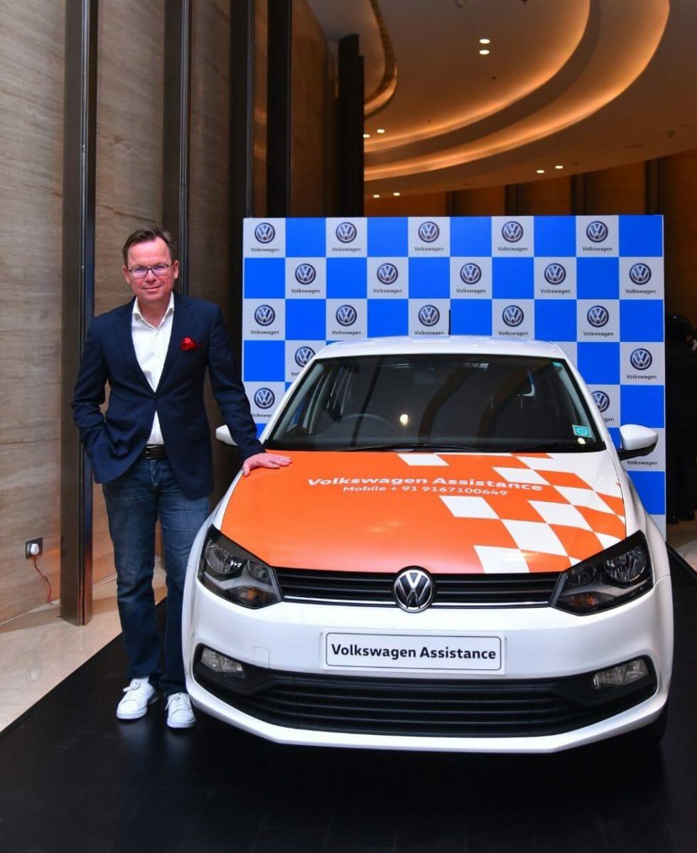 Volkswagen India doorstep service (3)