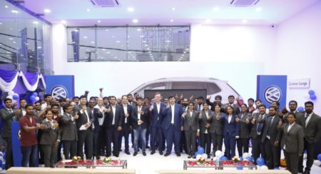 Volkswagen opens new dealership in Hyderabad