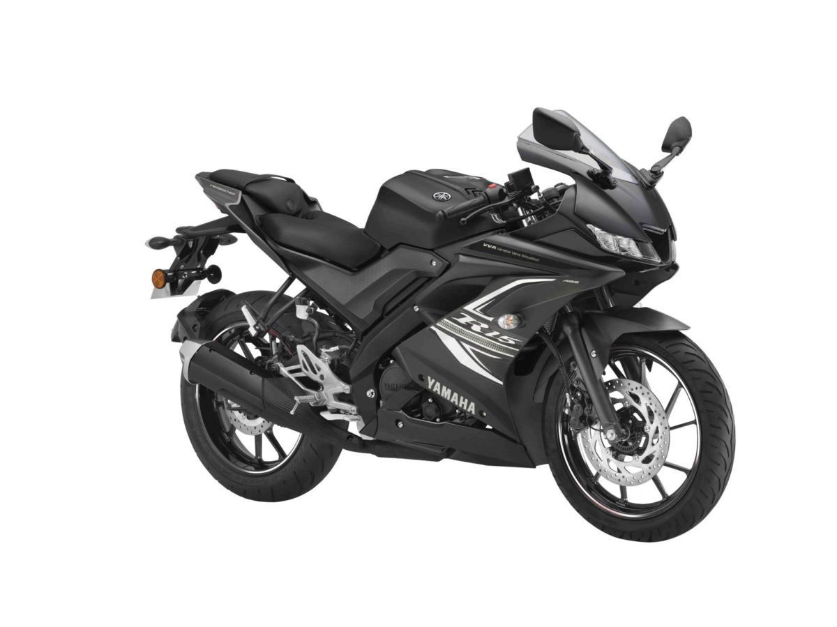 YZF R15 Version 3.0 BS VI Darknight