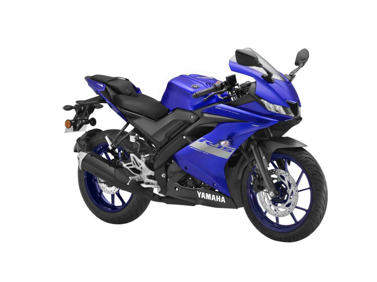YZF R15 Version 3.0 BS VI Racing Blue