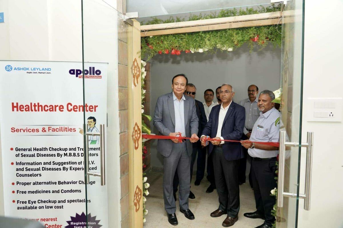 ashok leyland and apollo tyres health centre (2)