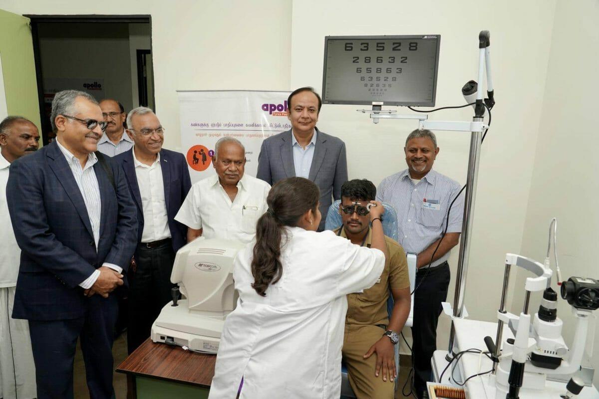 ashok leyland and apollo tyres health centre (4)