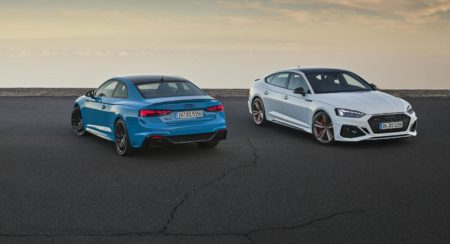 audi RS5 coupe and sportback 2020 1