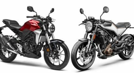 Comparison: Honda CB300R Vs Husqvarna Vitpilen 250