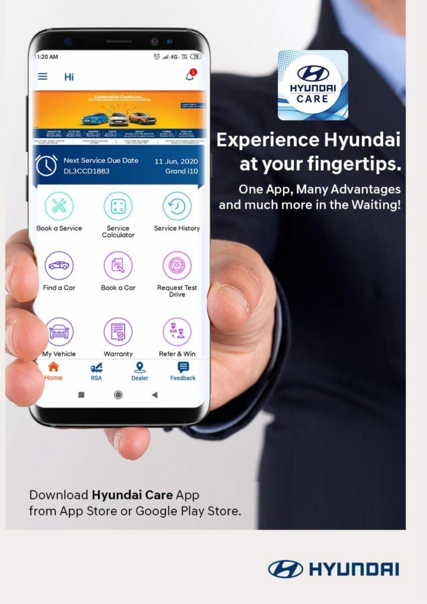 hyundai whatsapp service 2