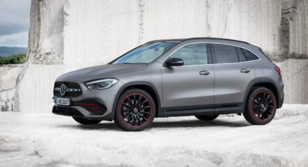 mercedes-benz GLA 5