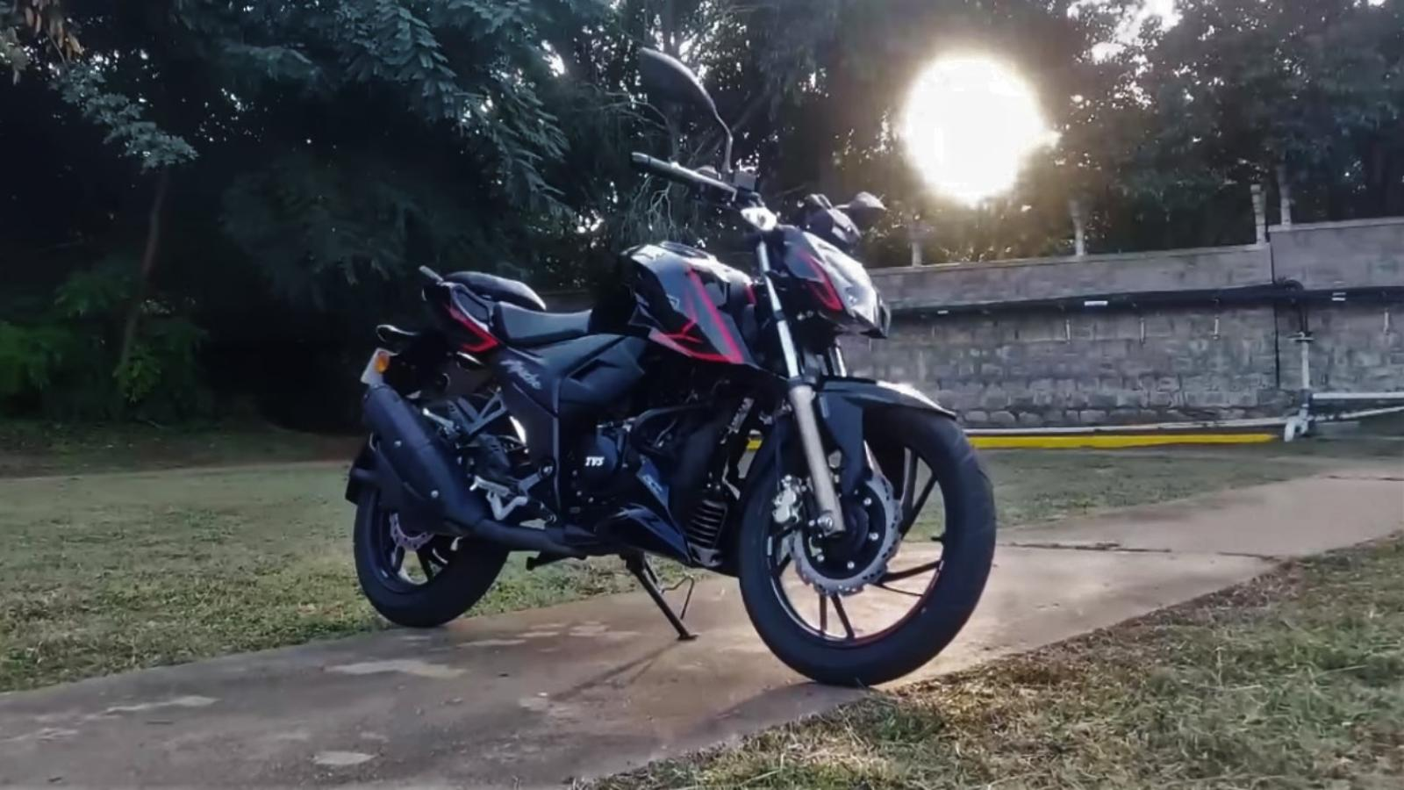 2020 Tvs Apache Rtr 200 4v Bs6 Video Review Motoroids