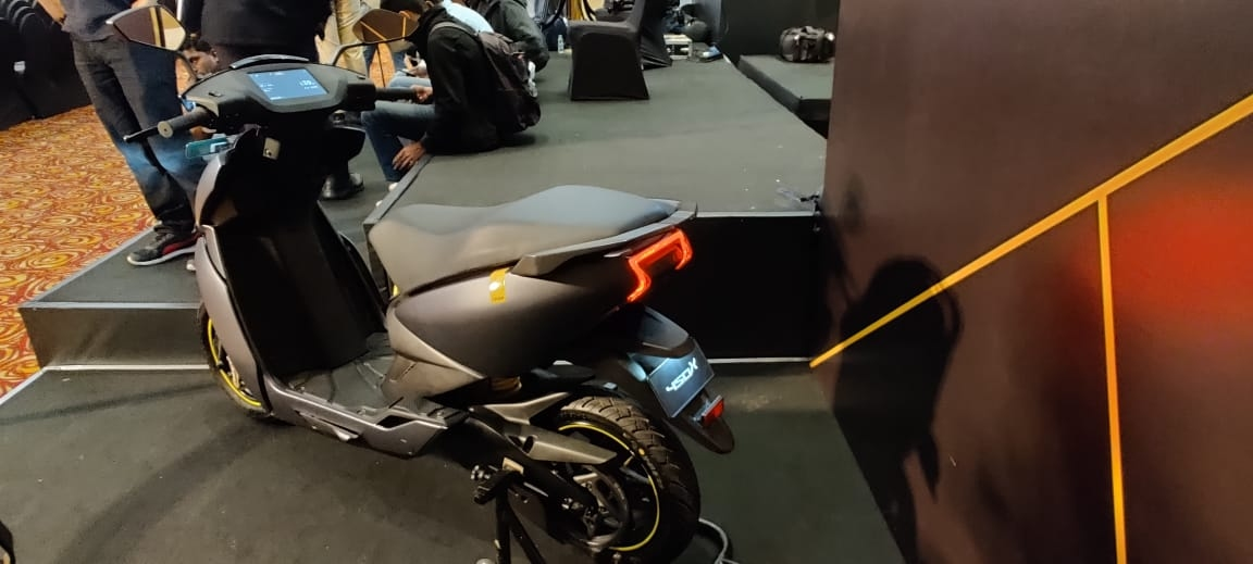 Ather 450X rear