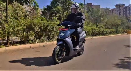 Ather 450X review