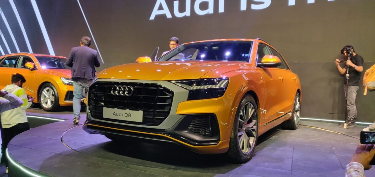 Audi Q8 Launch Event India (1)