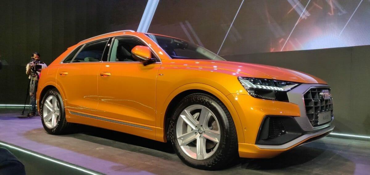 Audi Q8 Launch Event India (2)