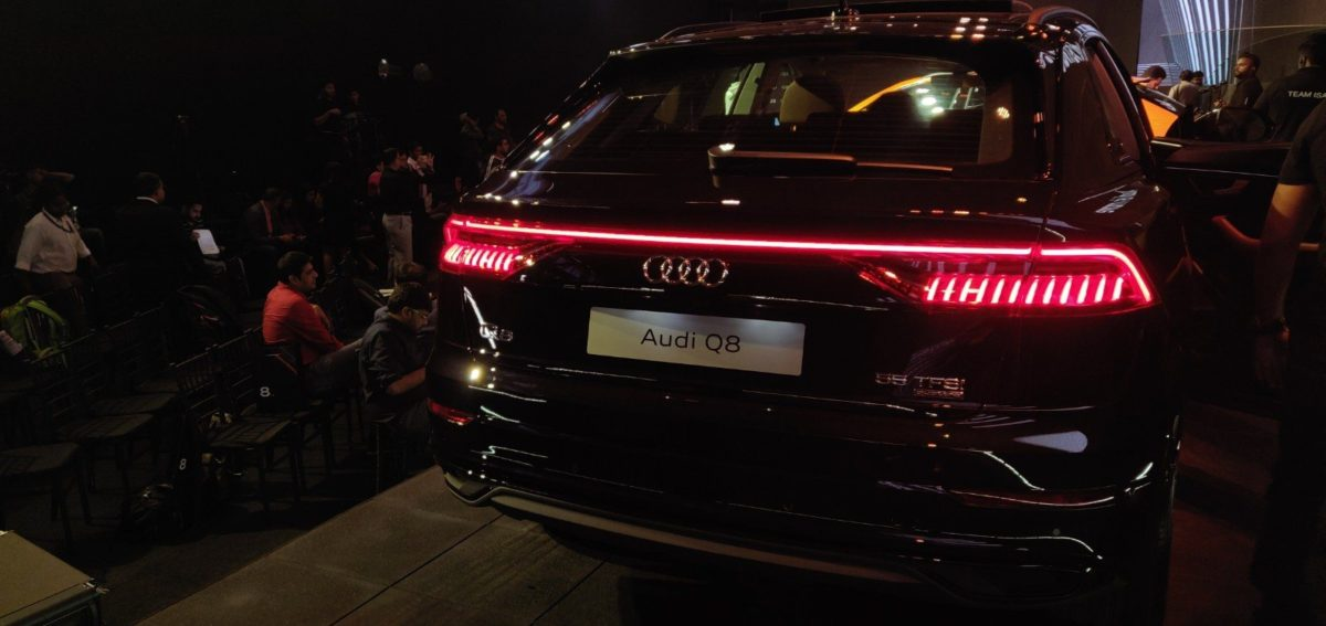 Audi Q8 Launch Event India (6)