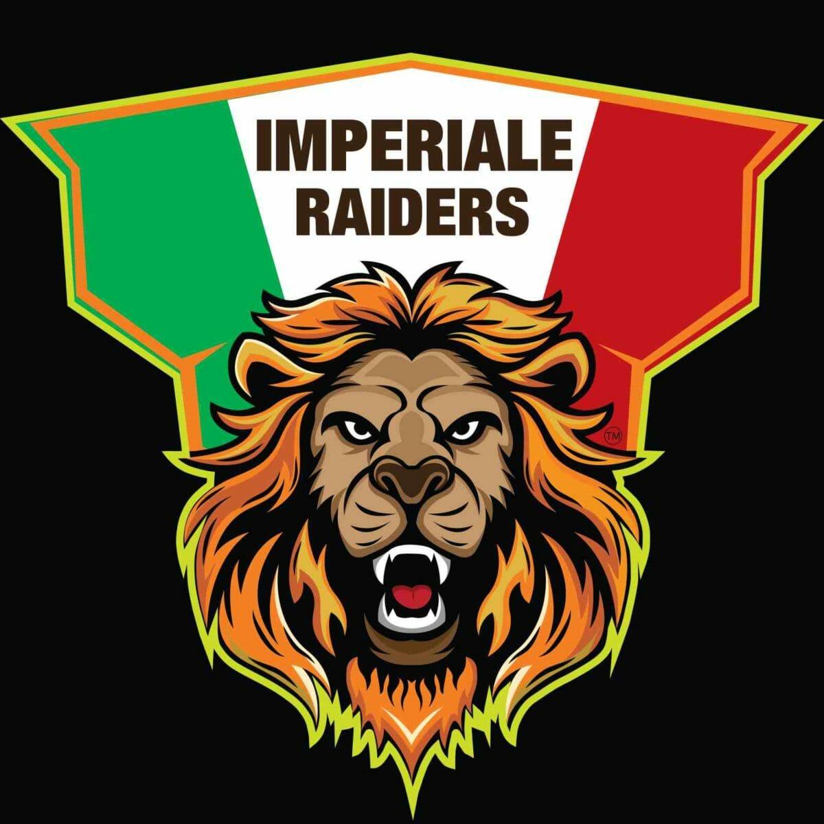 Benelli Imperiale Raiders logo