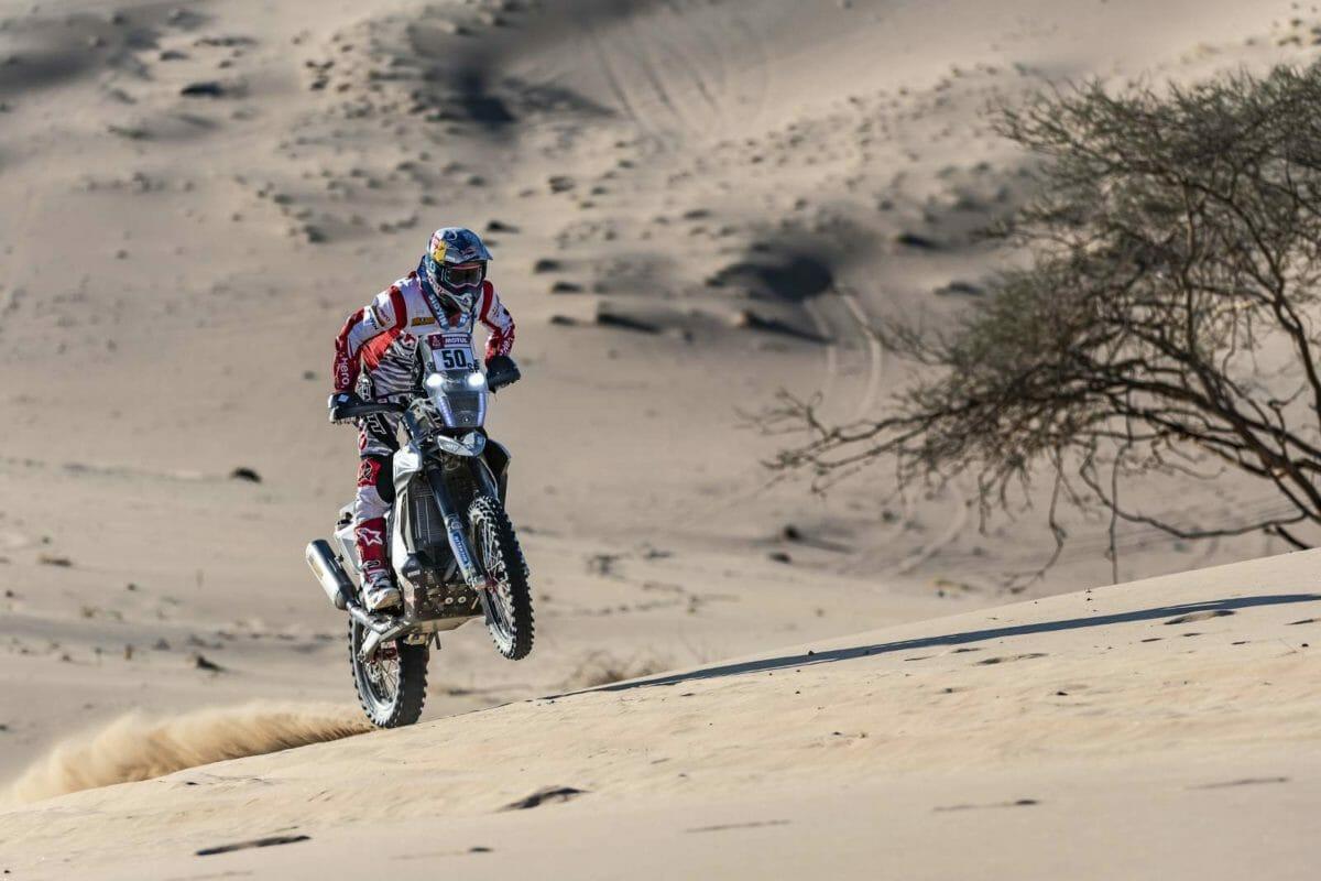 Hero MotoSports Team Rally Dakar 2020 (3)