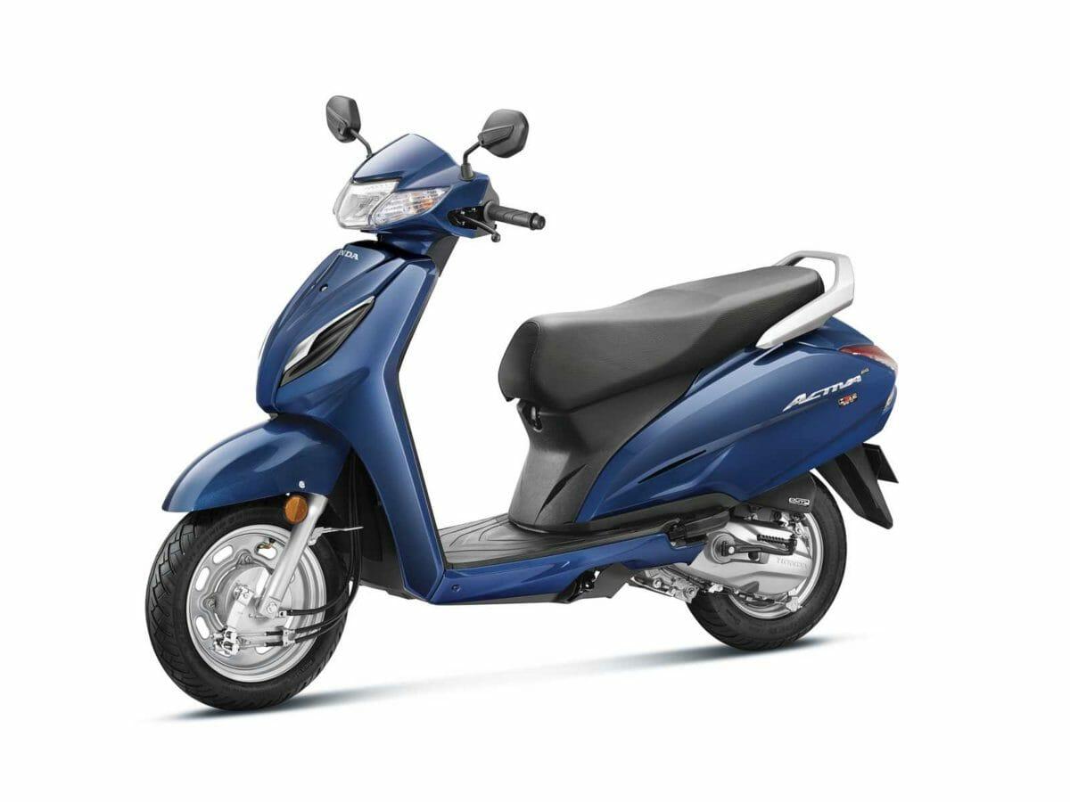 Honda BS VI Activa 6G