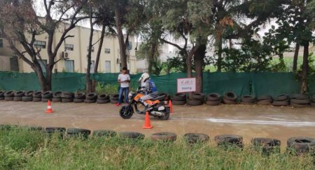 IDEMITSU Honda India Talent Hunt comes to Coimbatore to hunt the next racing icon from India