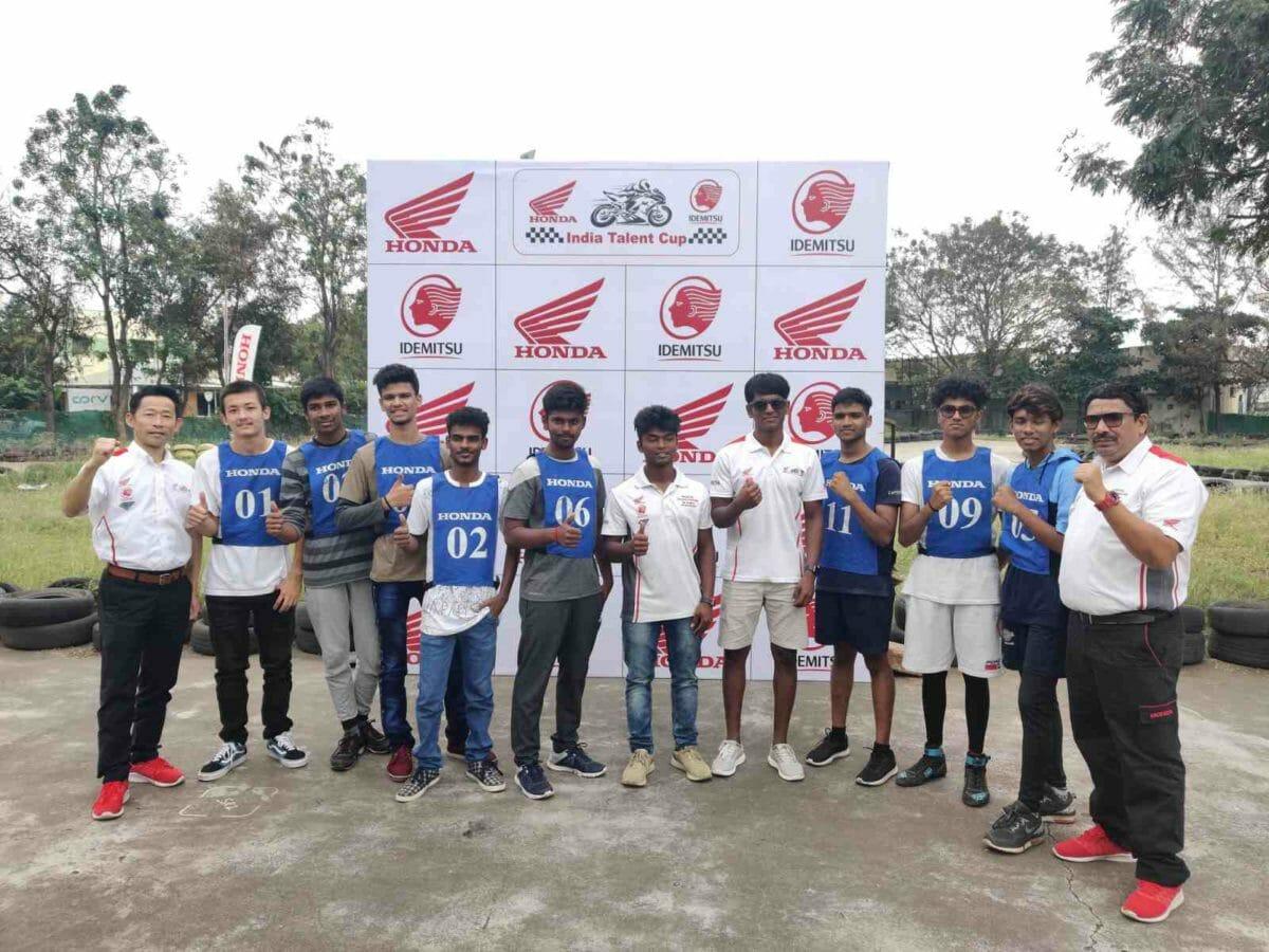 IDEMITSU Honda India Talent Hunt in Coimbatore