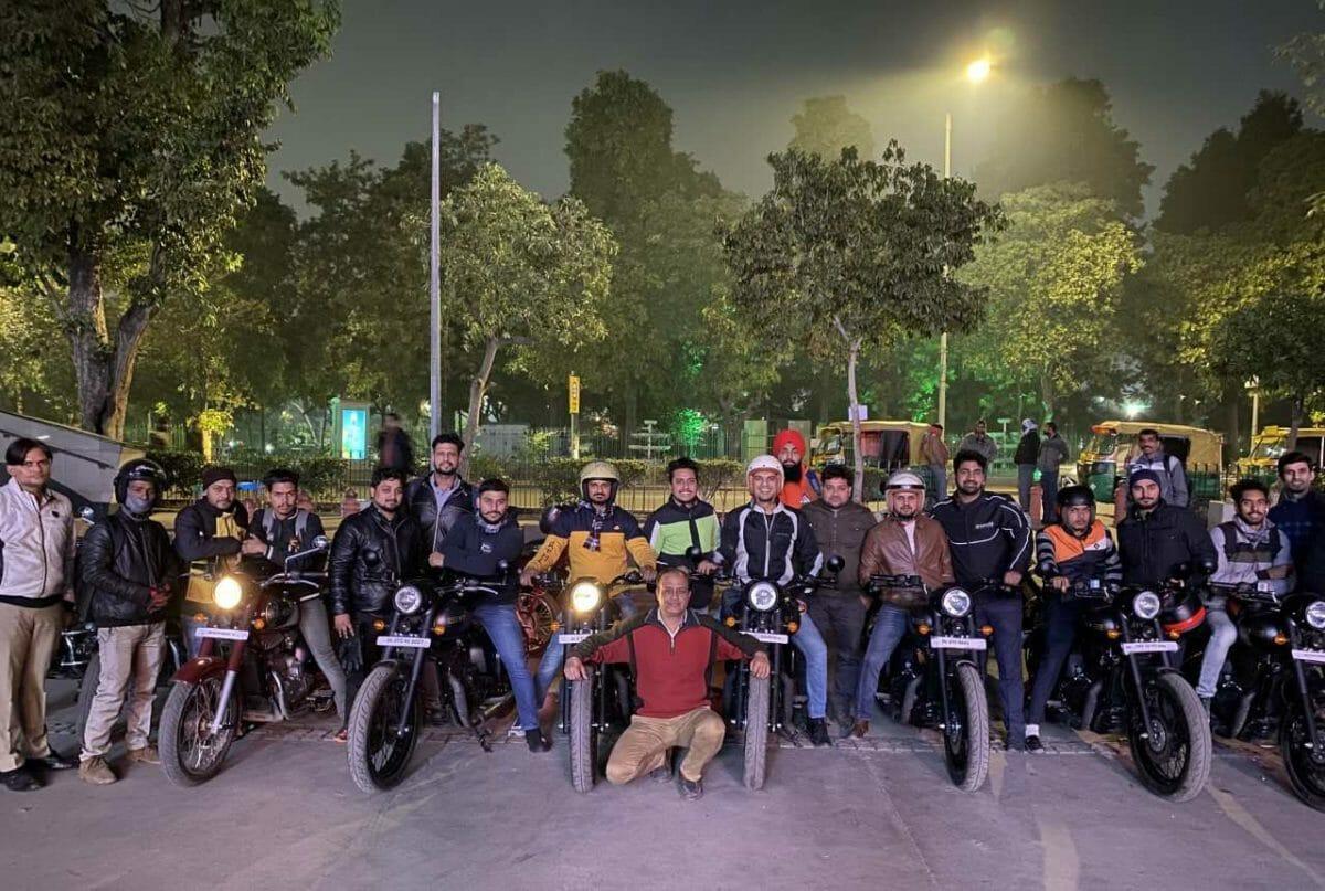Jawa Perak Night Test Rides (3)