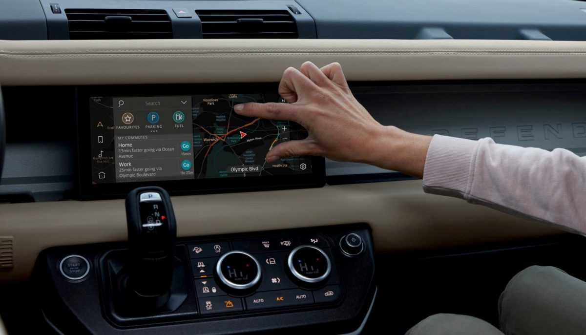LAND ROVER DEFENDER – CES 2020 – 1