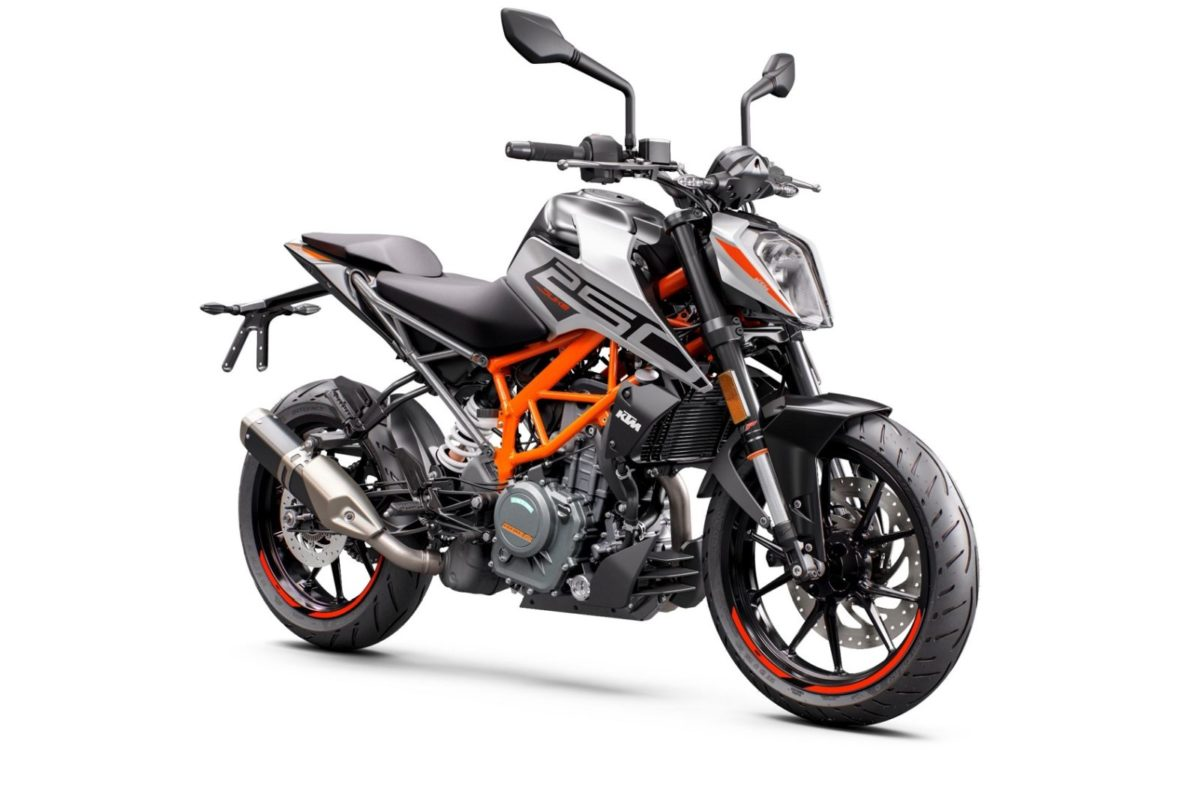 MY2020 KTM 250 DUKE BS6