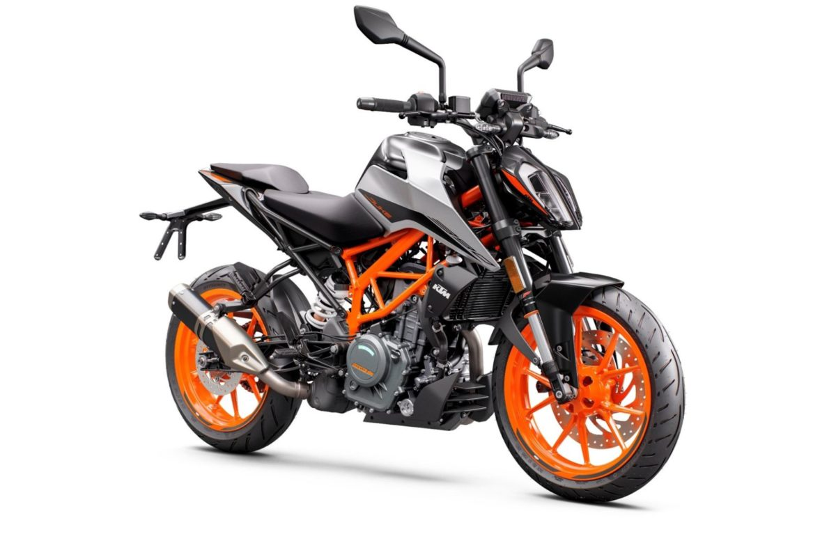 MY2020 KTM 390 DUKE BS6