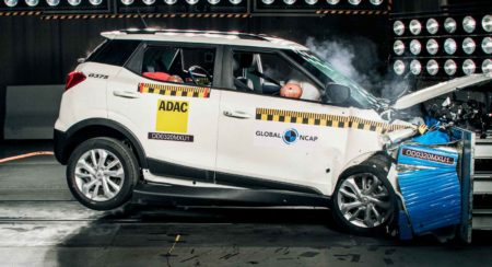 Mahindra-XUV-300 Global NCAP Test
