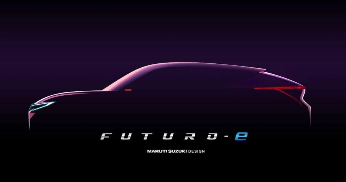 Maruti Suzuki Futuro E Concept
