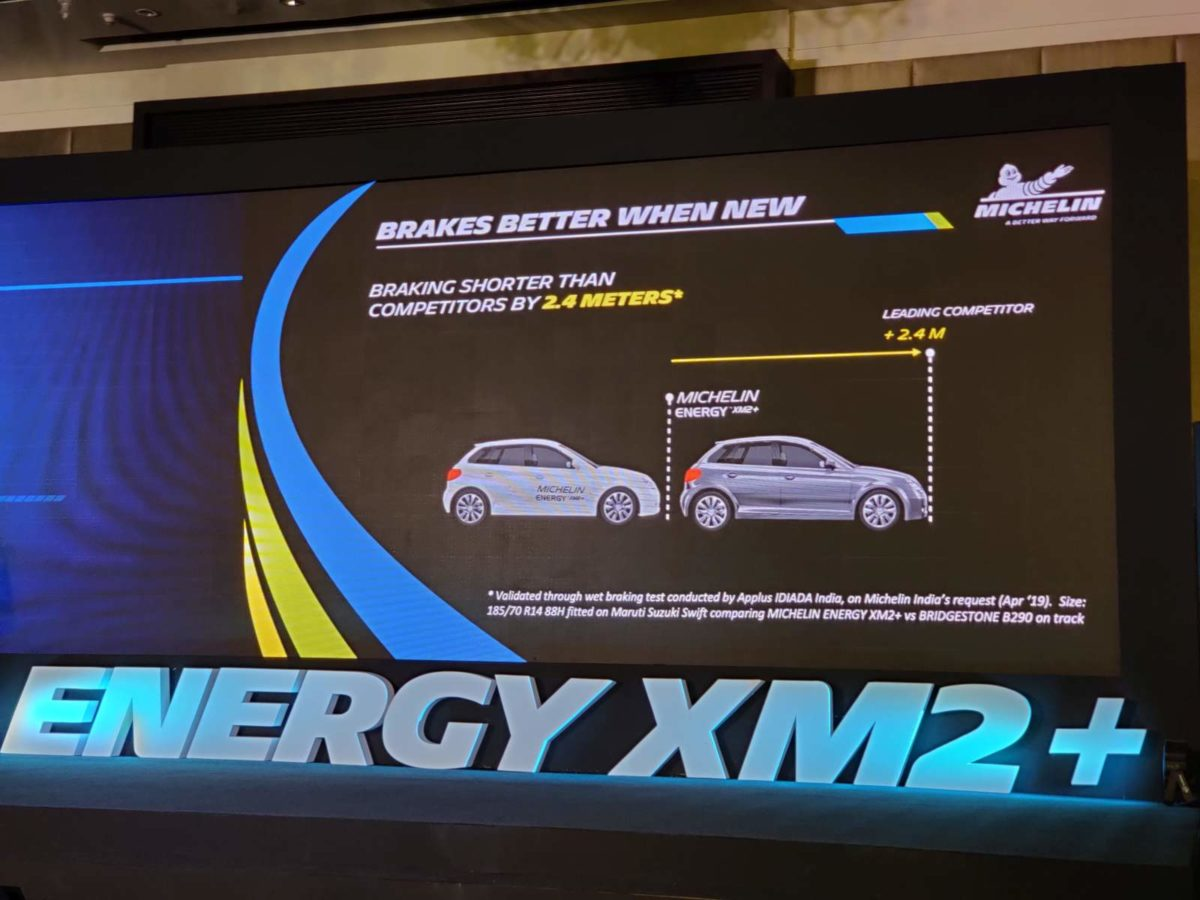 Michelin Energy XM2+ Tyre Review (14)