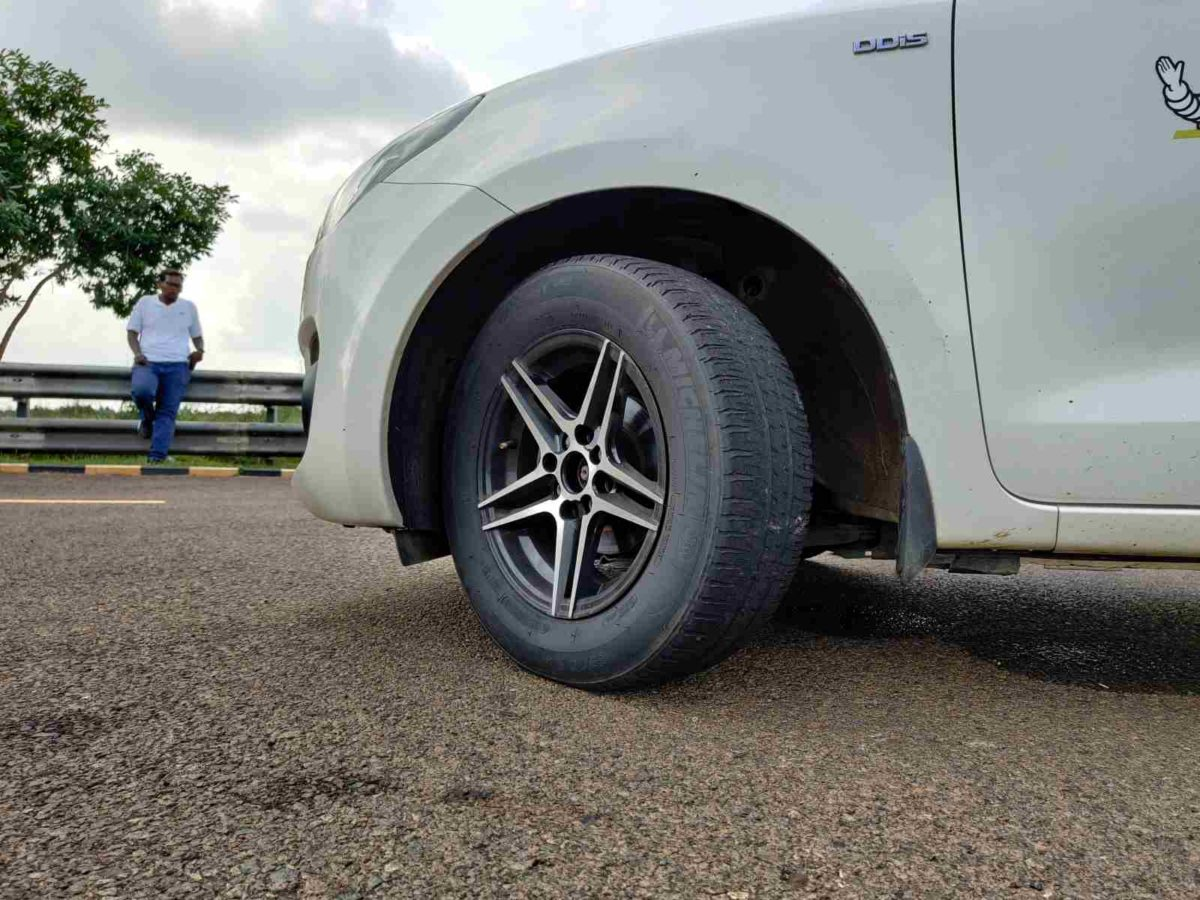 Michelin Energy XM2+ Tyre Review (53)