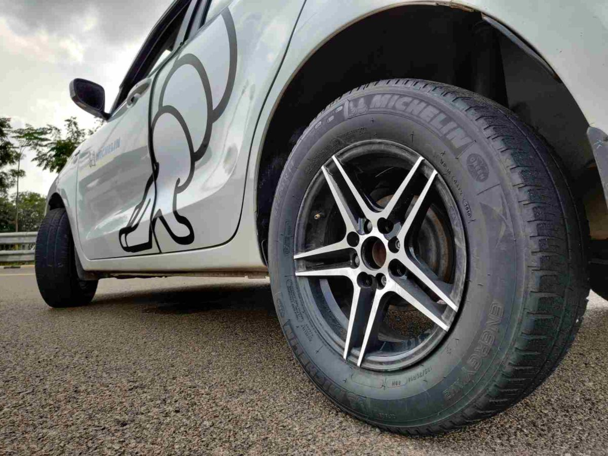 Michelin Energy XM2+ Tyre Review (55)