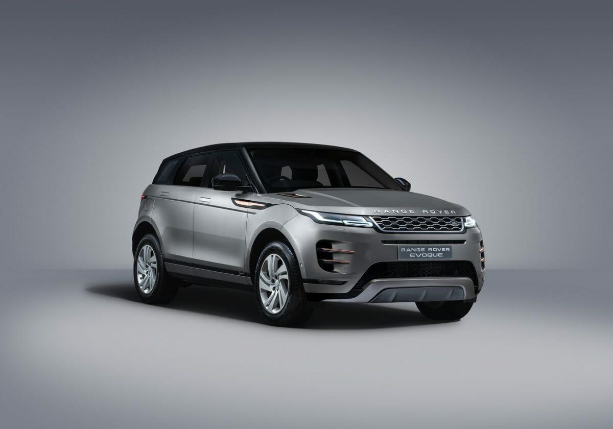 New Range Rover Evoque – Exterior 1