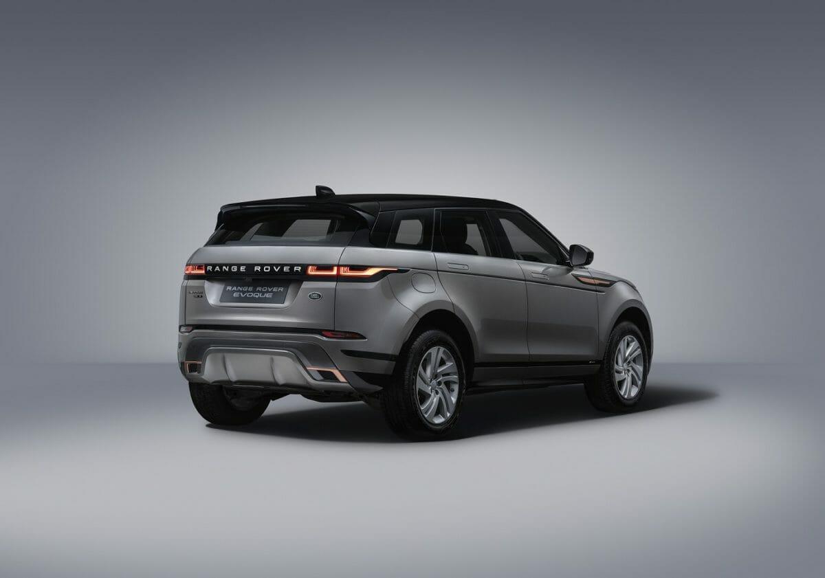 New Range Rover Evoque – Exterior 2