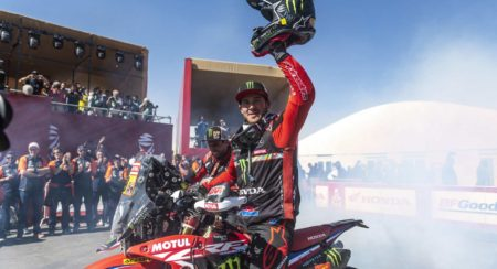 Ricky Brabec Wins Dakar 2020 Giving Honda First Victory in 31 Years (1)