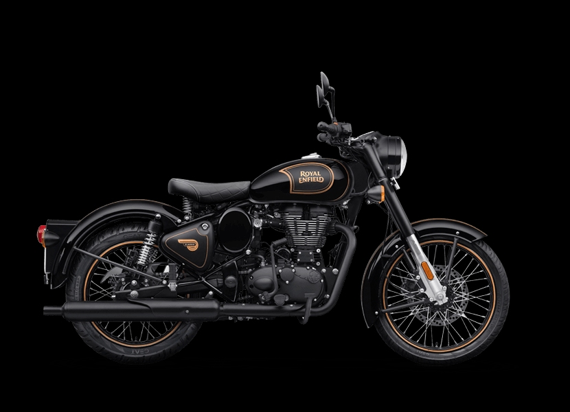 Royal Enfield Classic 500 Tribute Black Limited Edition (4)