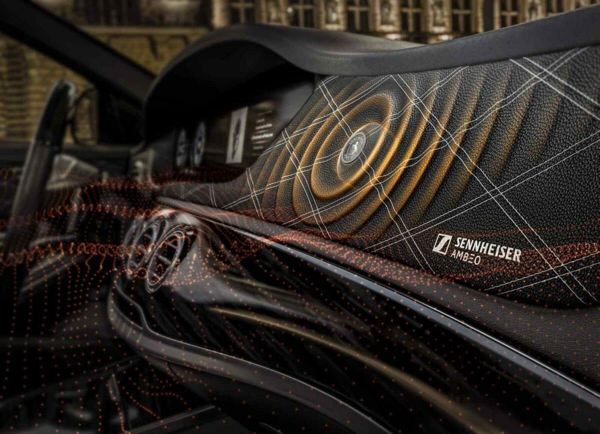 Sennheiser and Continental Speakerless car audio (1)