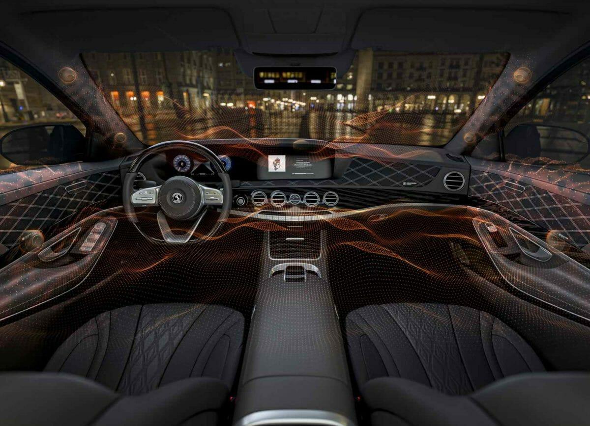 Sennheiser and Continental Speakerless car audio (2)
