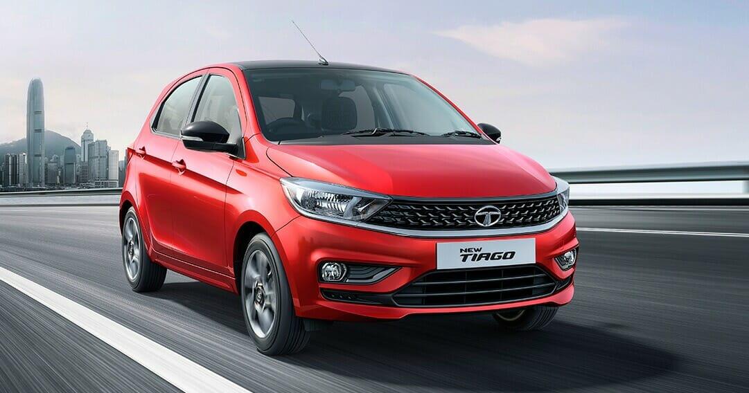 Tata Tiago BS6 Front