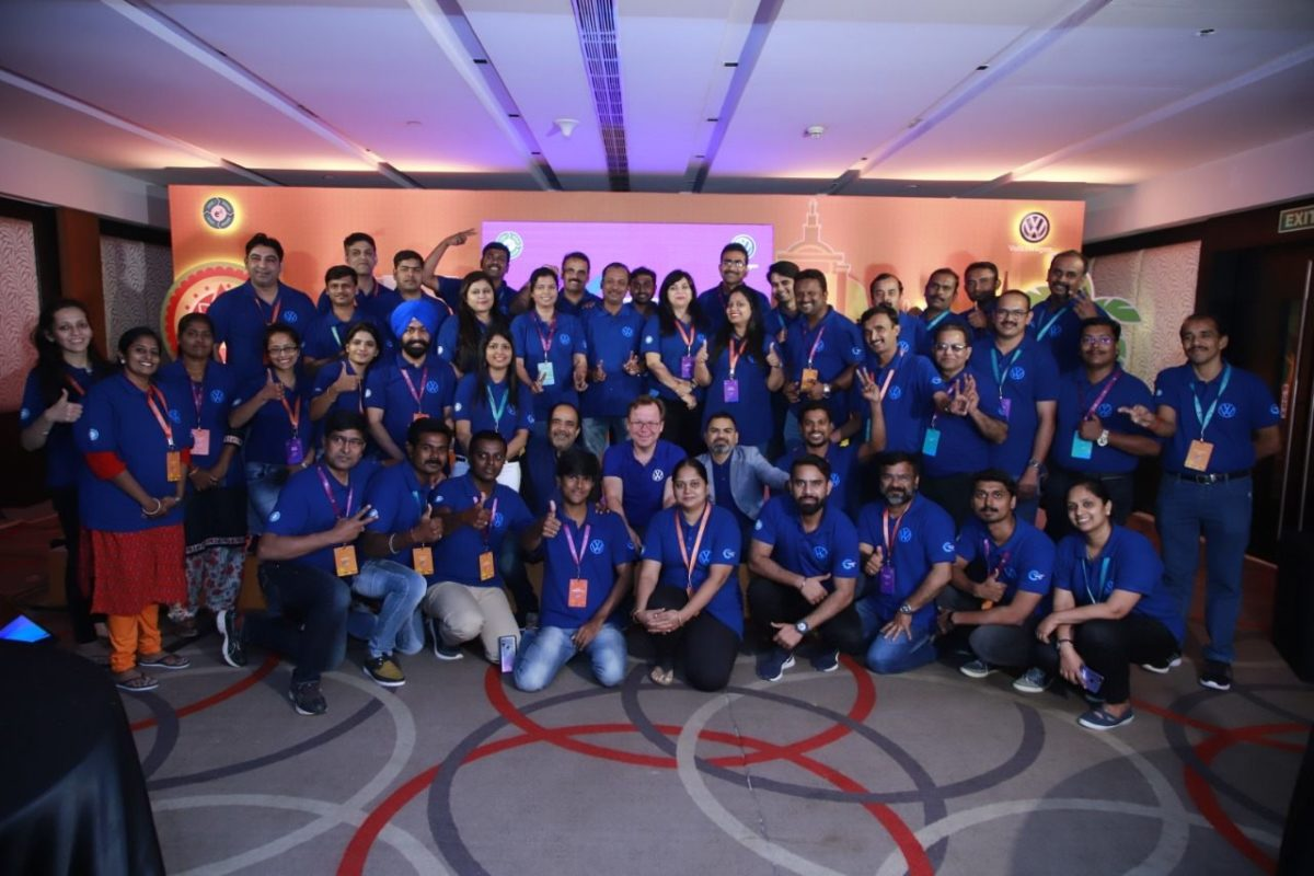 Volkswagen India National HR Managers Connect
