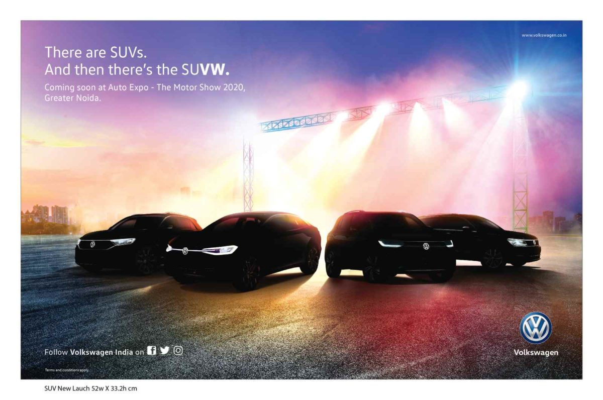 Volkswagen India Upcoming SUVs