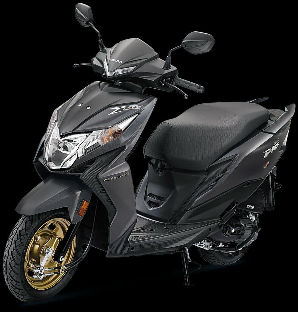 2020 Honda Dio DeluxeGrey